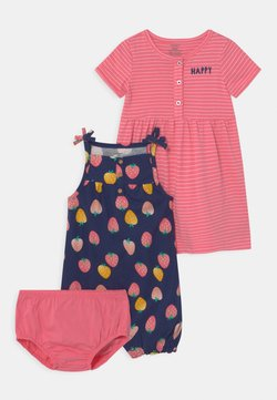 Carter's - STRAWBERRY SET - Jumpsuit - pink/multi-coloured