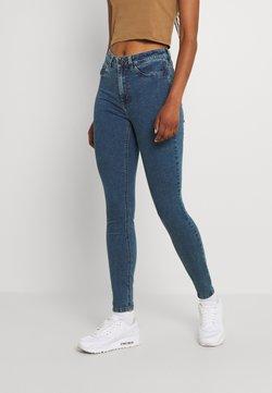 Noisy May - NMCALLIE - Jeans Skinny Fit - medium blue