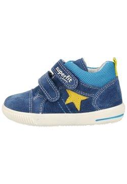 Superfit - Lauflernschuh - blue/yellow