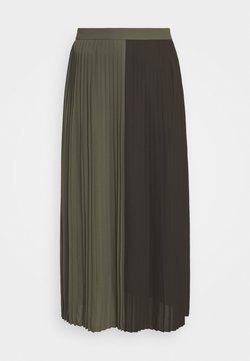Bruuns Bazaar - ALA CARMA SKIRT - Jupe longue - khaki