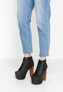 Jeffrey Campbell - Veterboots - black
