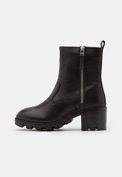 Zign - Snowboots  - dark brown