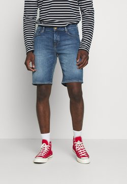 Scotch & Soda - SHORT - Shorts di jeans - midday blauw