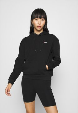 Fila - EBBA HOODY - Sweat à capuche - black