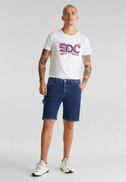 edc by Esprit - Jeansshort - dark blue