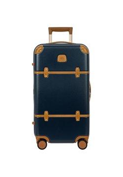 Bric's - BELLAGIO 28314 - Valise à roulettes - blu-cuoio