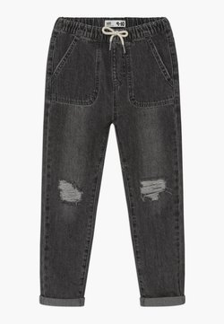 Cotton On - DARIA SLOUCH - Straight leg jeans - grey