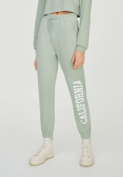 PULL&BEAR - Jogginghose - light green