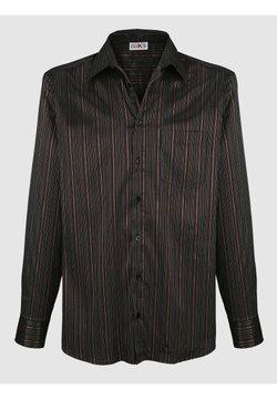 Roger Kent - Hemd - schwarz,bordeaux
