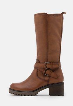 Carmela - LADIES BOOTS - Cowboy-/Bikerboot - camel
