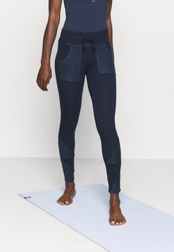 Free People - KYOTO - Tracksuit bottoms - navy