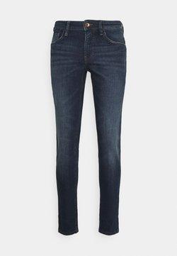 TOM TAILOR DENIM - CULVER - Jeans Skinny Fit - dark stone blue denim