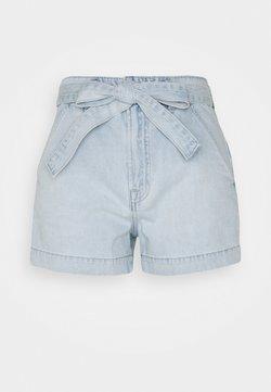 GAP Petite - BRISTOL TIE WAIST - Shorts vaqueros - light bristol