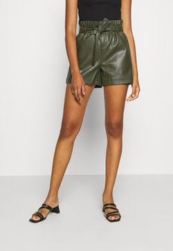 Vero Moda - VMSALLY - Shortsit - forest night