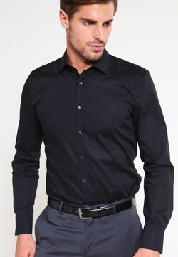 OLYMP No. Six - OLYMP NO.6 SUPER SLIM FIT - Camicia - schwarz