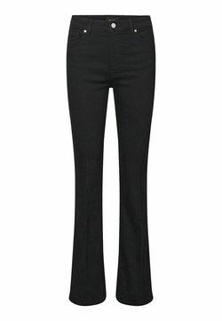 Vero Moda - VMSAGA - Flared Jeans - black