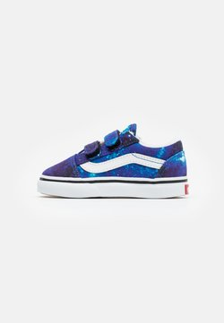 Vans - OLD SKOOL - Baskets basses - multicolor/nebulas blue/true white