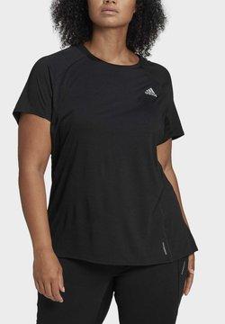 adidas Performance - Camiseta básica - black