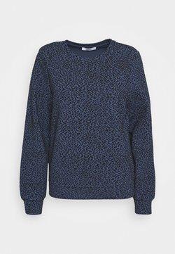 ONLY - ONLSOFIA LEO - Sweatshirt - dark blue