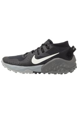 Nike Performance - WILDHORSE 6 - Laufschuh Trail - off noir/spruce aura/black/iron grey