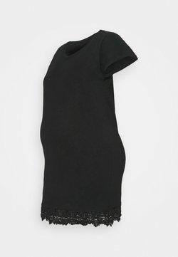 Mamalicious Curve - MLALETTA - Sukienka z dżerseju - black