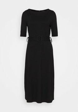 Esprit Collection - ICONIC - Vestido de punto - black