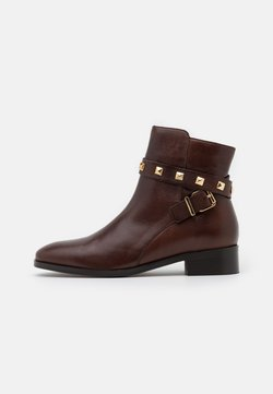 Bianco - BIADAJA BOOT - Korte laarzen - dark brown