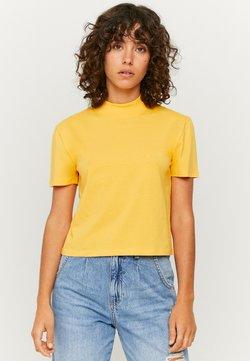 TALLY WEiJL - T-Shirt basic - yellow