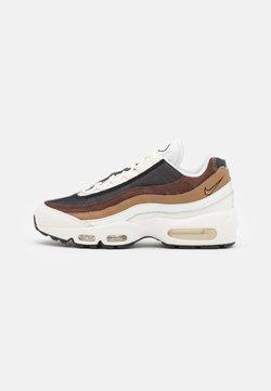 Nike Sportswear - AIR MAX 95 - Sneakers laag - sail/black/cashmere/dark driftwood/light chocolate