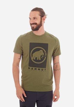 Mammut - TROVAT - T-Shirt print - olive