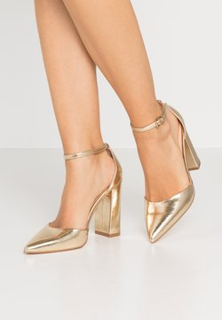 Even&Odd - High Heel Pumps - gold