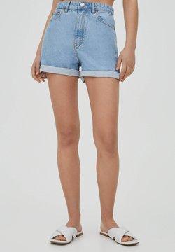 PULL&BEAR - Jeans Shorts - blue denim