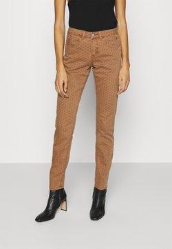 Cream - CRLOTTE PRINTED PANT - Trousers - ethnic rawhide