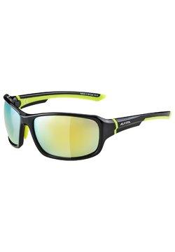 Alpina - ALPINA LYRON - Sportbrille - black-neon yellow (a8630.x.35)