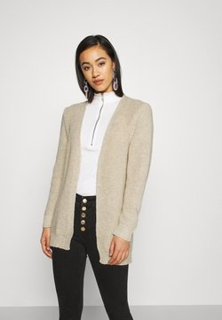 ONLY - ONLPARIS LIFE - Cardigan - pumice stone