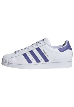 adidas Originals - SUPERSTAR SCHUH - Sneakers - white