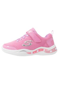 Skechers - POWER PETALS - Sneaker low - pink/multicolor
