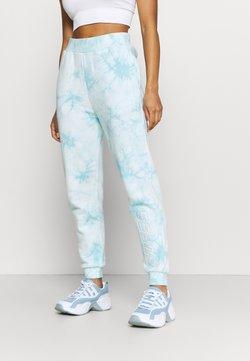 Guess - PANT - Jogginghose - light blue