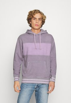 Levi's® - RELAXED FIT NOVELTY HOOD UNISEX - Sweat à capuche - lavender frost