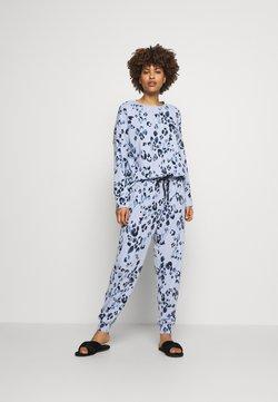 Marks & Spencer London - LEOPARD - Pyjama - chambray