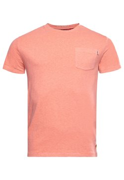 Superdry - T-shirt basic - sunblast coral