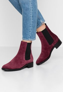 Högl - Classic ankle boots - vino