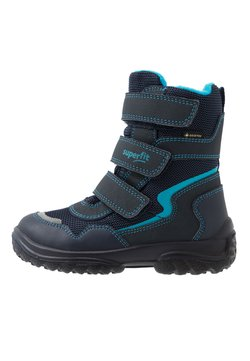 Superfit - SNOWCAT - Talvisaappaat - blau