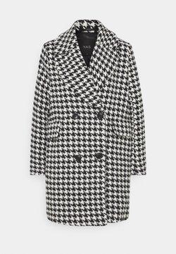 YAS Petite - YASHILMA COAT - Manteau classique - black/white