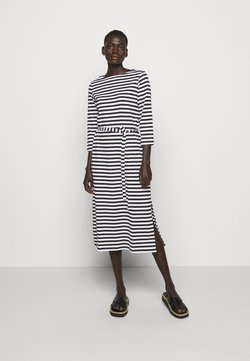 Marimekko - ILMA DRESS - Jerseykleid - black/white