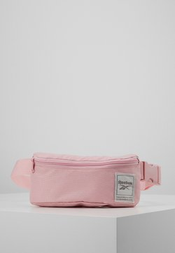 Reebok - WORKOUT READY WAIST BAG - Heuptas - pink