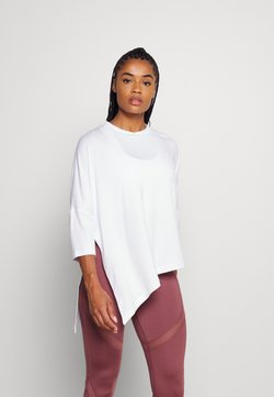 Sweaty Betty - MELLOW - Long sleeved top - white