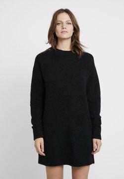 Samsøe Samsøe - DRESS - Vestido de punto - solid black