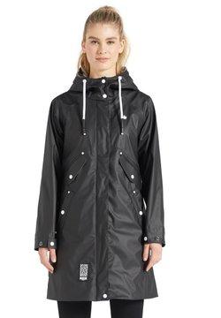 khujo - SOLEA2 - Regenjacke / wasserabweisende Jacke - schwarz
