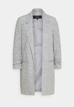 Vero Moda - VMRICA LONG - Cappotto corto - medium grey melange